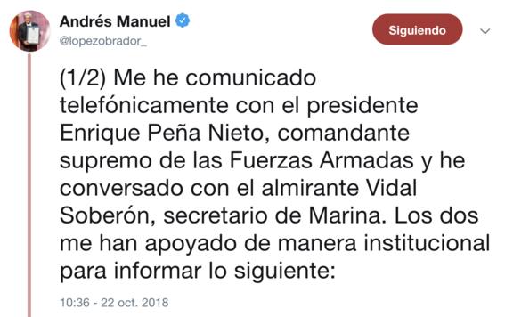 amlo elige rafael ojeda duran nuevo titular semar 1