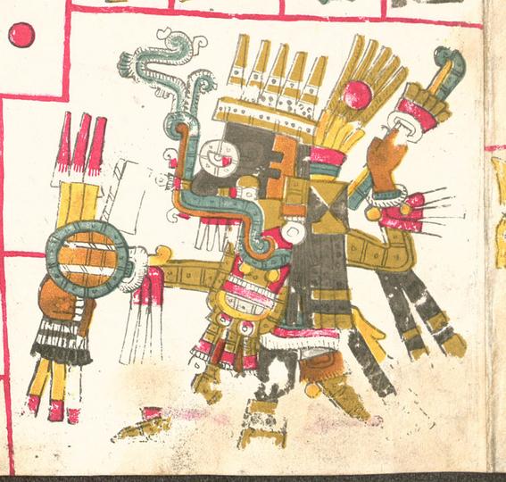 tlalocan paraiso aztecas morir ahogado 1