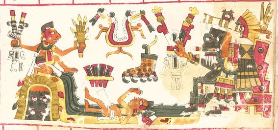 tlalocan paraiso aztecas morir ahogado 2