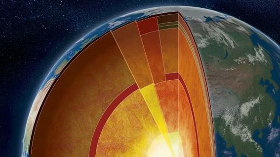 descubren como es el centro de la tierra 2