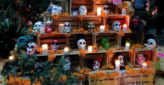 los siete elementos del altar de muertos prehispanico y su significado 1
