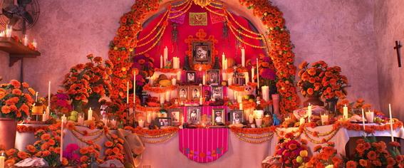 los siete elementos del altar de muertos prehispanico y su significado 2