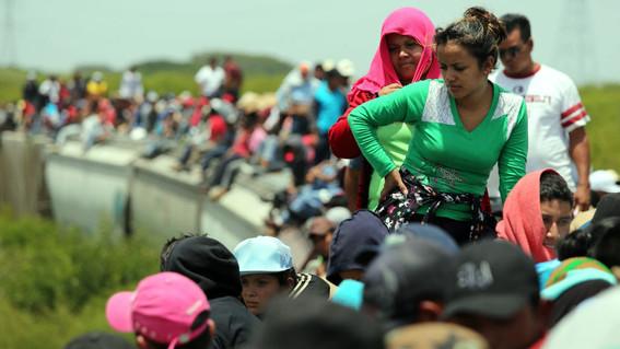 mexico deberia dejar entrar a la caravana de migrantes 2