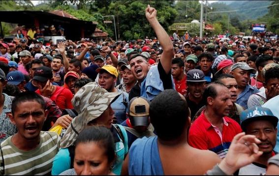 mexico deberia dejar entrar a la caravana de migrantes 3