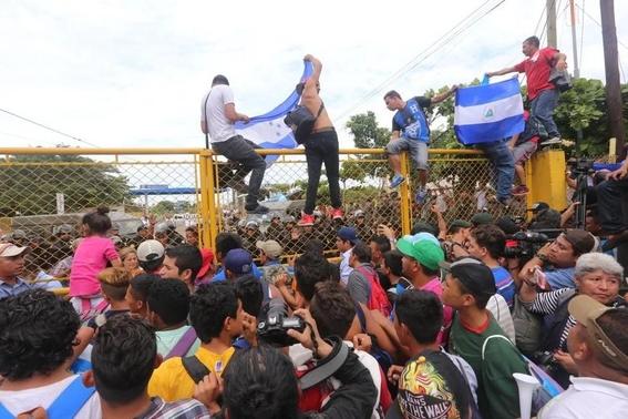 mexico deberia dejar entrar a la caravana de migrantes 4