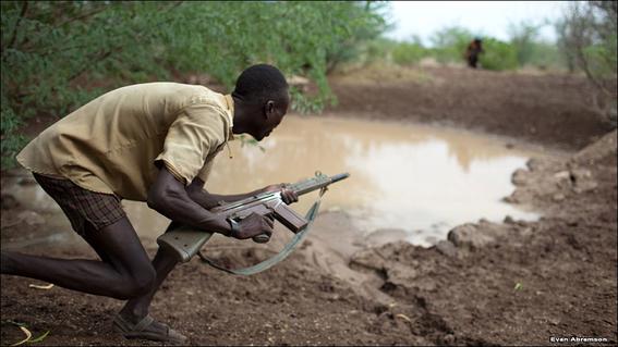 mapa donde se lucharan guerras por el agua en el futuro 1