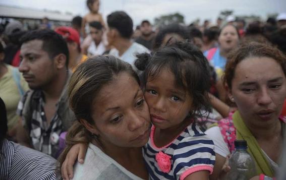 pena nieto pide a migrantes centroamericanos respeten leyes de mexico 2
