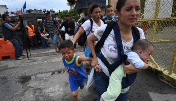 37 por ciento de mexicanos no quiere migrantes 1