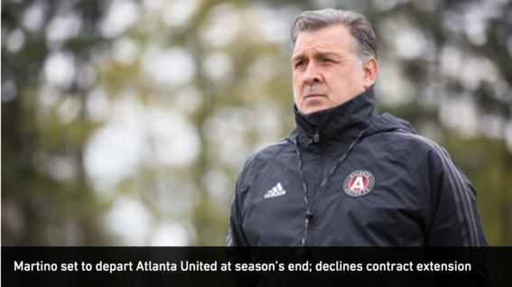 gerardo tata martino no renovara con el atlanta united 2