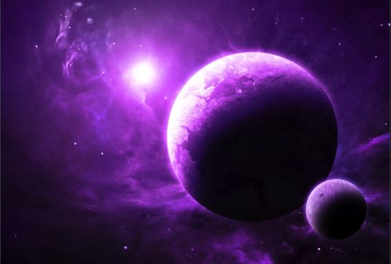 vida extraterrestre y primitiva podria haber sido purpura 1