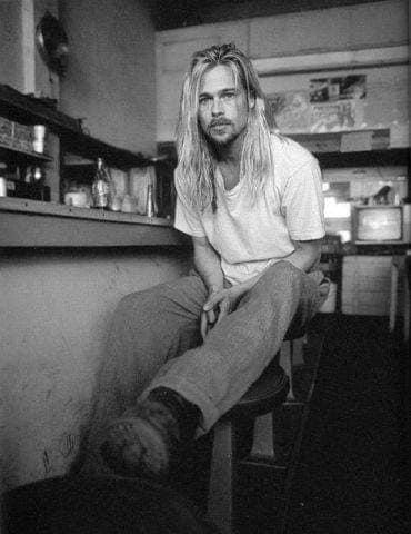 brad pitt sesion fotografica en mexico 1994 5