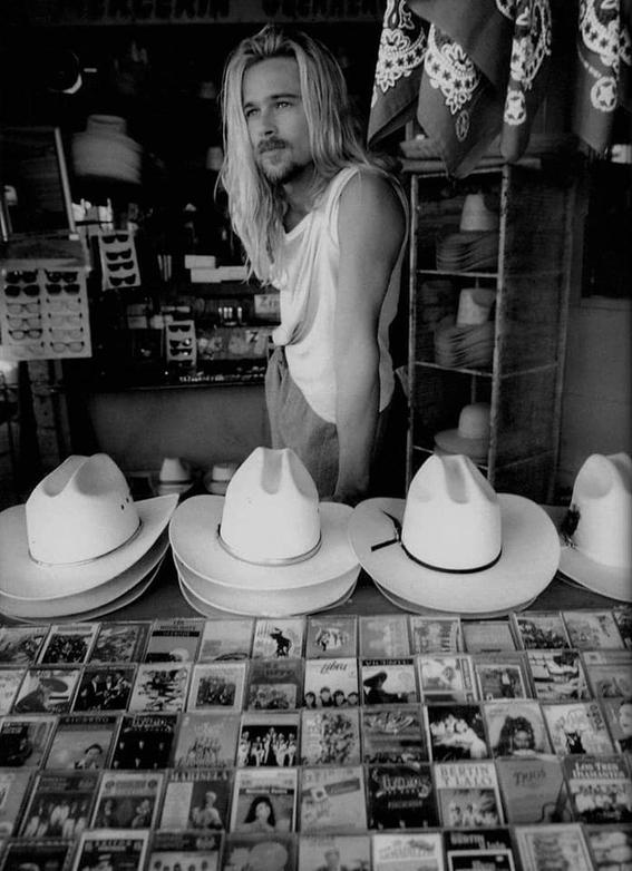 brad pitt sesion fotografica en mexico 1994 10