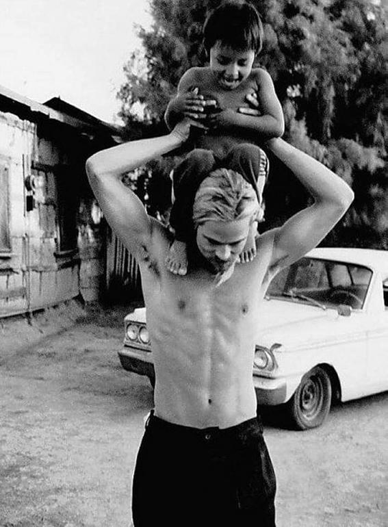 brad pitt sesion fotografica en mexico 1994 11