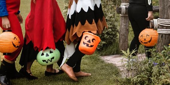 la diferencia entre halloween y dia de muertos 4