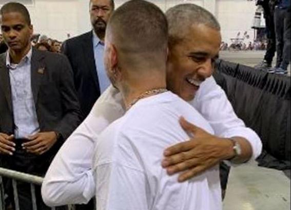 a barack obama le gusta el regueton de j balvin 2