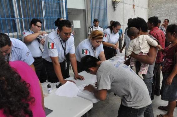mexico ha recibido 1700 solicitudes de refugio de migrantes centromericanos 1