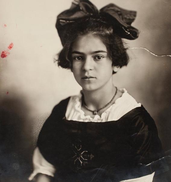 biografia de frida kahlo 1