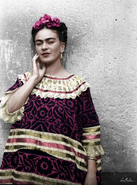 biografia de frida kahlo 2
