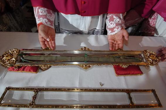 reliquias importantes de la historia humanidad 8