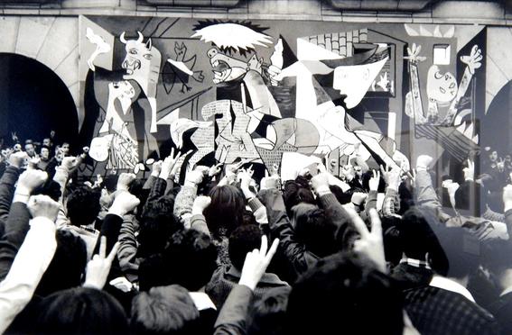 obras arte contemporaneo guerra activismo politica 1