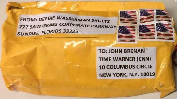 contenido de los paquetes enviados a politicos en eua 4
