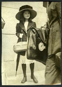 fotos de como era la moda durante el titanic 8