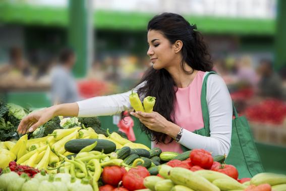 comer alimentos organicos reduce los riesgos de cancer 2