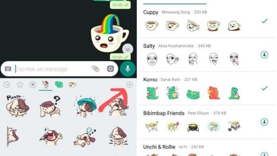 stickers de whatsapp como tenerlos 1
