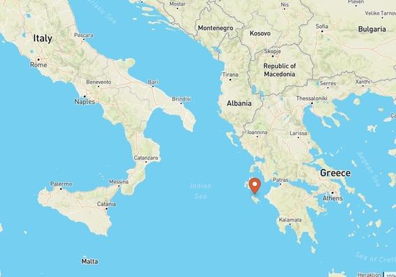 terremoto en grecia 1