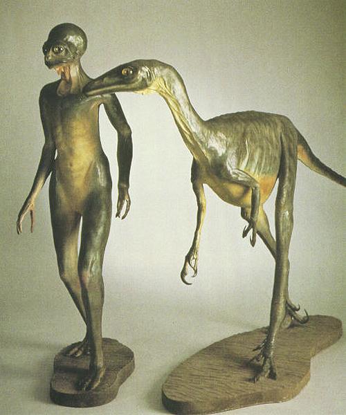 cual es la teoria del origen de los reptilianos 6