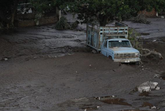 los sandovales pueblo que desaparecio tras huracan willa 1