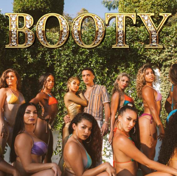 booty la nueva cancion de c tangana y becky g 1