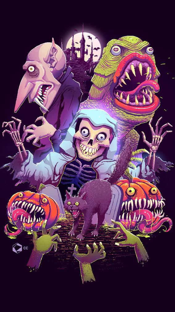 fondos de pantalla en alta resolucion para halloween 12