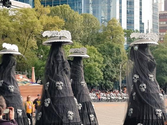 desfile de dia de muertos 1