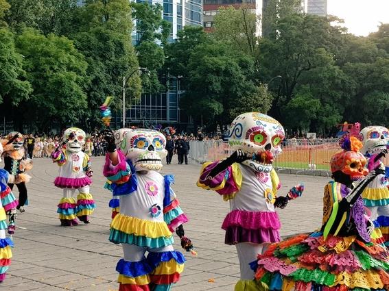 desfile de dia de muertos 3