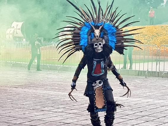 desfile de dia de muertos 5