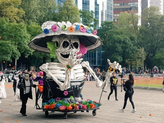 desfile de dia de muertos 6
