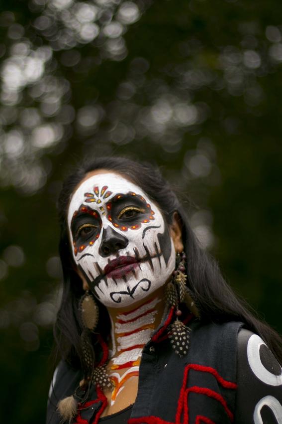 desfile de dia de muertos 4