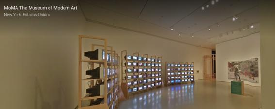 museo de arte moderno ny recorrido virtual 3