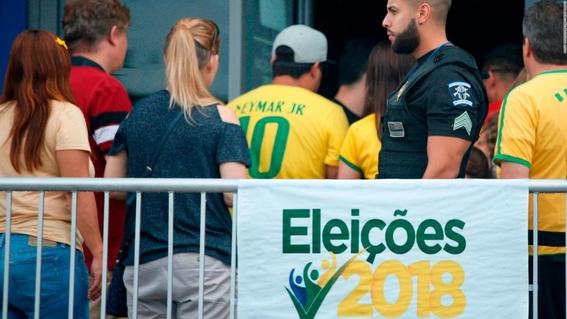bolsonaro haddad brasil celebra segunda vuelta elecciones 3