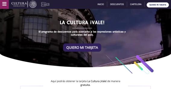la secretaria de cultura lanza tarjeta de descuentos para recintos en mexico 1