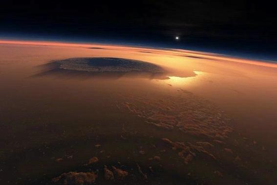 sonda espacial mars express capta la evolucion de las nubes en marte 2