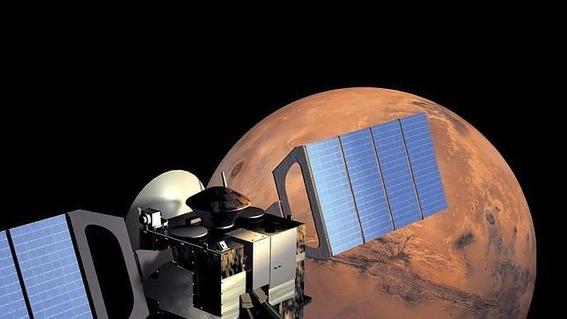 sonda espacial mars express capta la evolucion de las nubes en marte 3