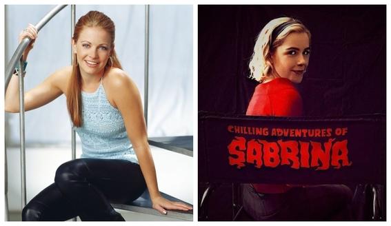 fotos de la evolucion de estilo de sabrina 11