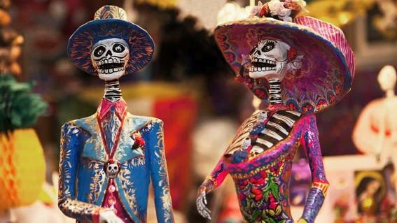 los dias en que se celebran a los muertos en mexico 2