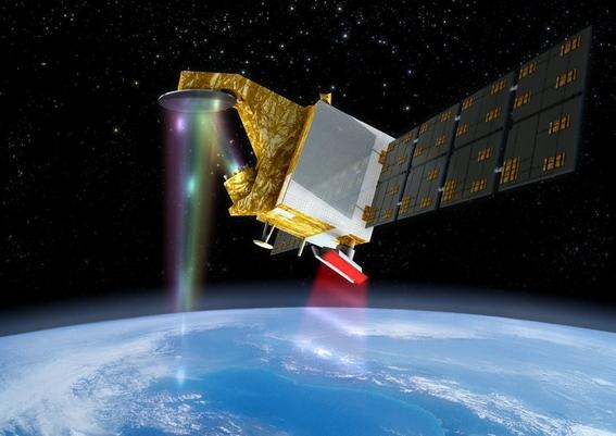 lanzan un satelite de observacion del dioxido de carbono 2