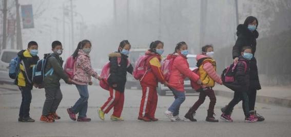contaminacion atmosferica provoca muerte de 600 mil ninos al ano 1