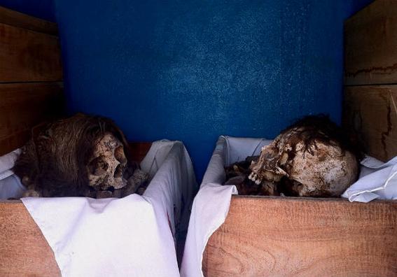 pomuch desentierran muertos pueblo mexico ritos 9