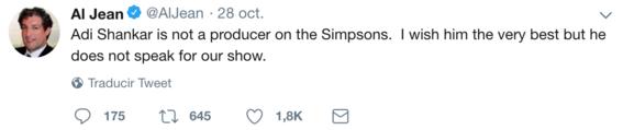 apu podria no dejar los simpson 3