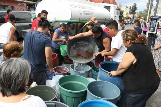 31 de julio comienza megacorte de agua en cdmx 2
